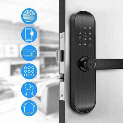 قفل دیجیتال ضد سرقت پرسیکا